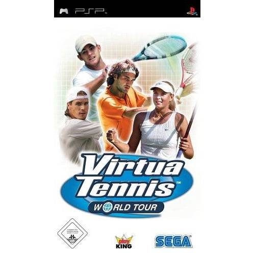 Sega - Virtua Tennis: World Tour - Preis vom 16.05.2021 04:43:40 h