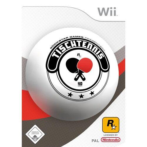 T2 TAKE TWO - Rockstar Games präsentiert Tischtennis - Preis vom 15.05.2021 04:43:31 h