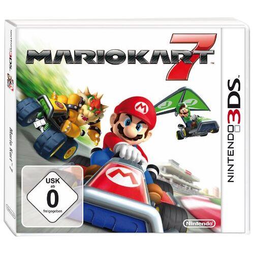 Nintendo Mario Kart 7 - [Nintendo 3DS] - Preis vom 28.02.2021 06:03:40 h