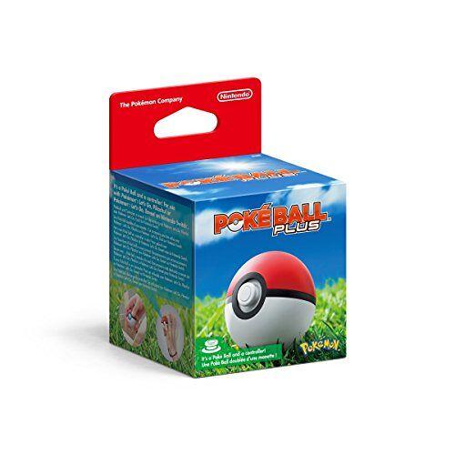 Nintendo Pokéball Plus - Preis vom 20.01.2021 06:06:08 h