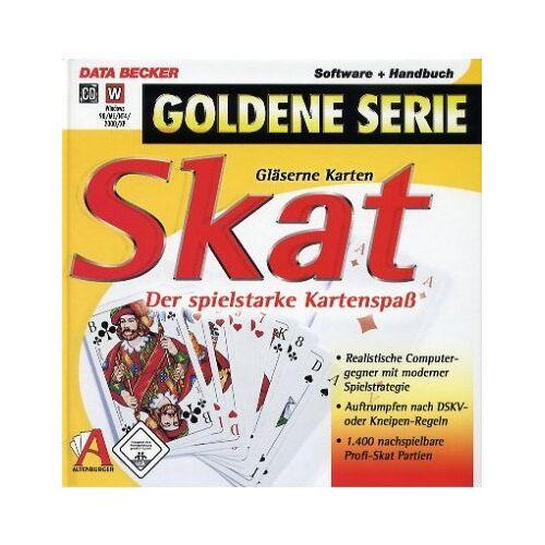 Becker Skat - Gläserne Karten - Preis vom 02.12.2020 06:00:01 h