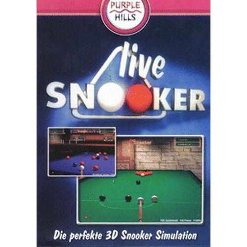 S.A.D. - Live Snooker - Preis vom 21.01.2021 06:07:38 h