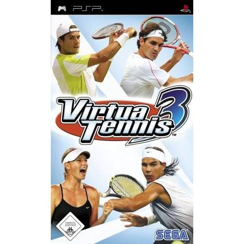 Sega - Virtua Tennis 3 - Preis vom 16.05.2021 04:43:40 h