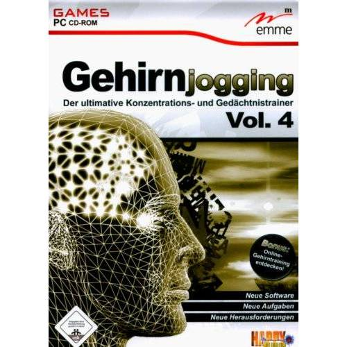 Emme - Gehirnjogging 4 - Preis vom 20.10.2020 04:55:35 h