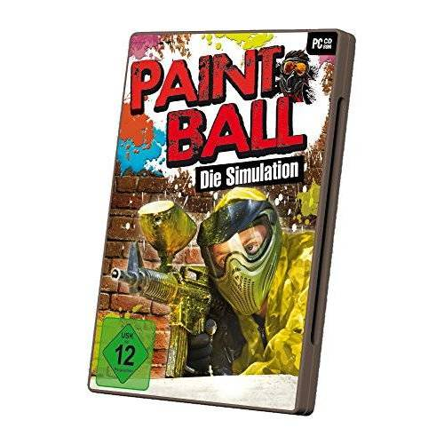 media Verlagsgesellschaft - Paintball - Die Simulation - [PC] - Preis vom 08.05.2021 04:52:27 h