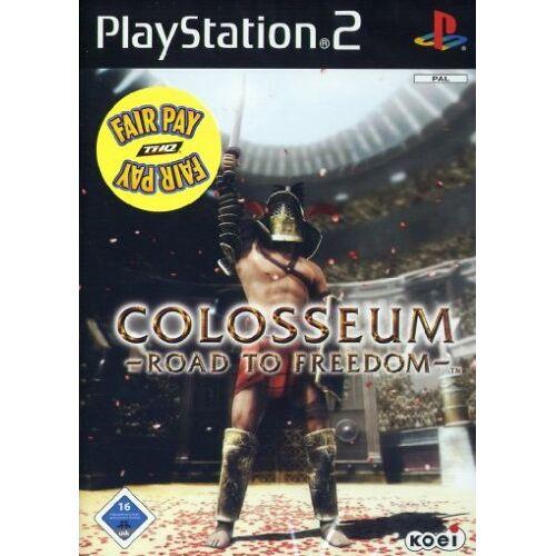Koei - Colosseum - Road to Freedom - Preis vom 05.05.2021 04:54:13 h