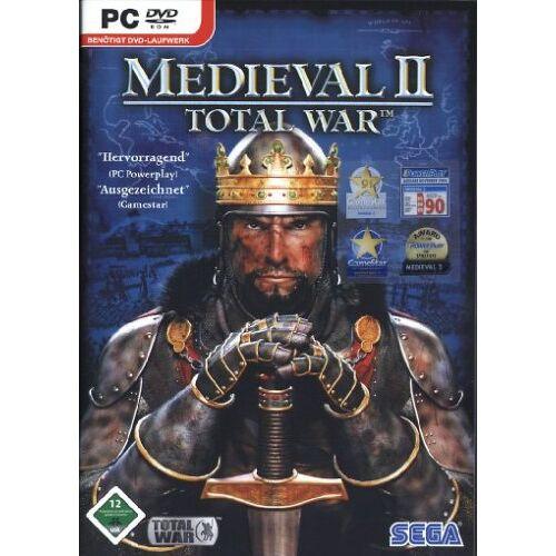 Sega - Medieval II: Total War - Preis vom 03.12.2020 05:57:36 h