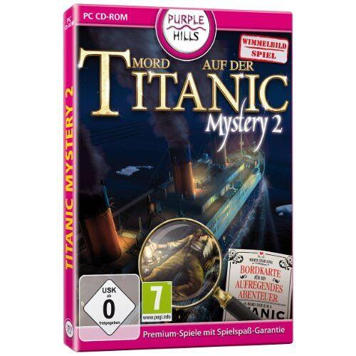 Purple Hills Pink - Titanic Mystery 2 - Mord auf der Titanic - Preis vom 11.05.2021 04:49:30 h