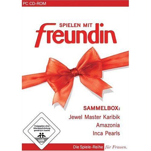 Freundin - Spielen mit freundin - Preis vom 15.01.2021 06:07:28 h