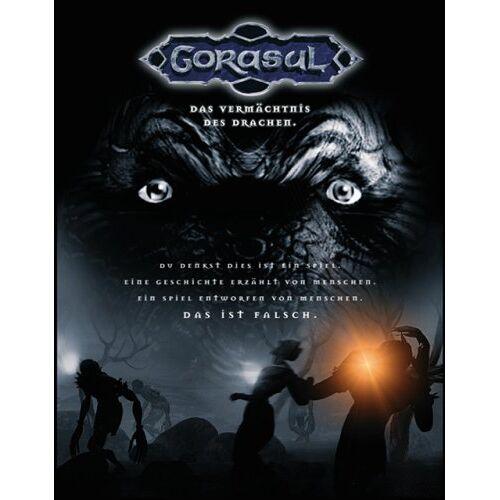 JoWood - Gorasul - Das Vermächtnis des Drachen - Preis vom 05.09.2020 04:49:05 h