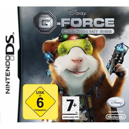 Disney G-Force - Agenten mit Biss - Preis vom 08.05.2021 04:52:27 h