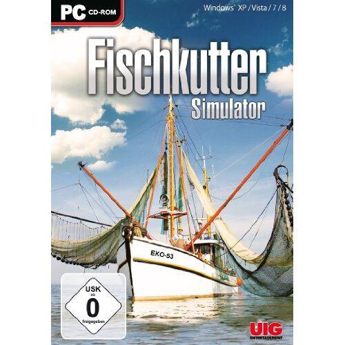 UIG - Fischkutter Simulator - [PC] - Preis vom 05.09.2020 04:49:05 h