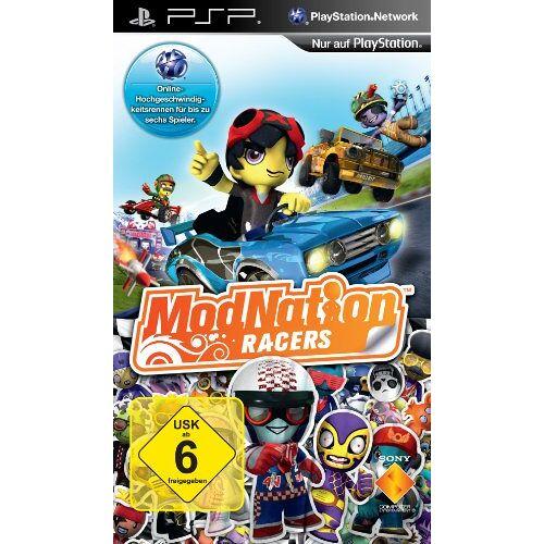 Sony ModNation Racers - Preis vom 13.04.2021 04:49:48 h