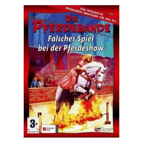 DTP - Die Pferdebande - Falsches Spiel bei der Pferdeshow - Preis vom 16.05.2021 04:43:40 h