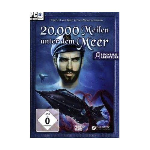 Daedelic - 20.000 Meilen unter dem Meer - Preis vom 03.09.2020 04:54:11 h