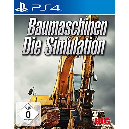 UIG - Baumaschinen - Die Simulation - Preis vom 15.04.2021 04:51:42 h