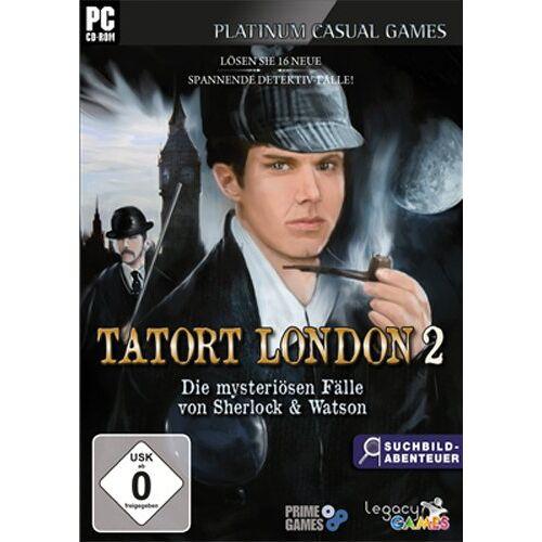 PRiME Tatort London 2 - Preis vom 18.04.2021 04:52:10 h