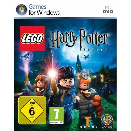 Warner Bros. - Lego Harry Potter - Die Jahre 1 - 4 [Software Pyramide] - Preis vom 22.10.2020 04:52:23 h
