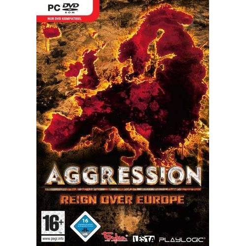 Playlogic - Aggression - Reign over Europe - Preis vom 15.04.2021 04:51:42 h
