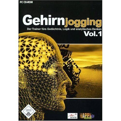 Emme - Gehirnjogging, Vol. 1 - Preis vom 20.10.2020 04:55:35 h