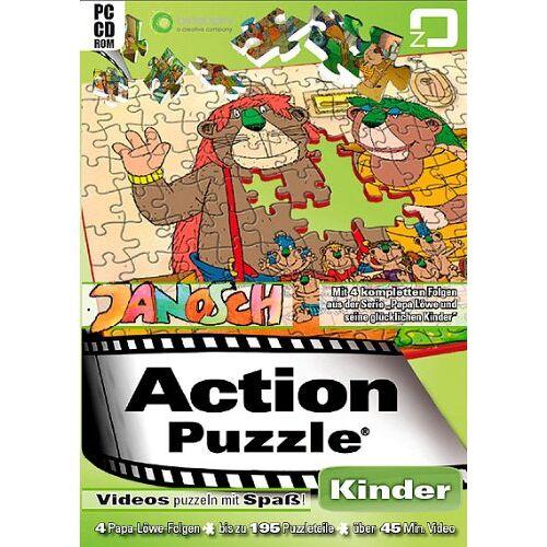 HMH Hamburger Medien Haus - Janosch Kinder Action Puzzle - Preis vom 21.01.2021 06:07:38 h