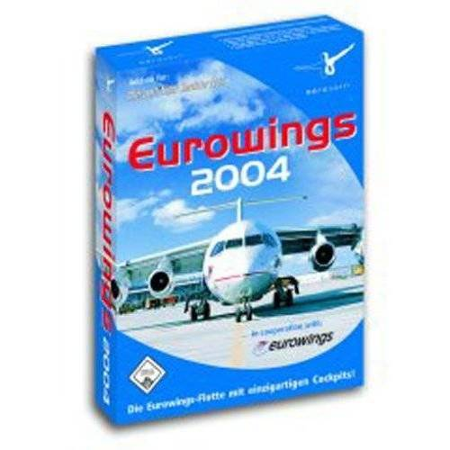 EMME Deutschland - Flight Simulator 2004 - Eurowings 2004 - Preis vom 17.04.2021 04:51:59 h