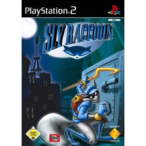 SCEE - Sly Raccoon - Preis vom 18.10.2020 04:52:00 h