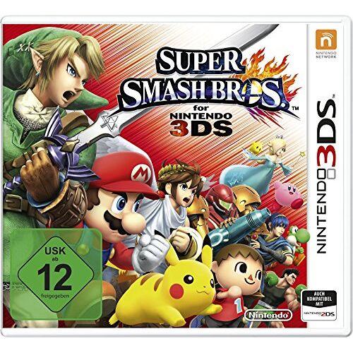 Nintendo Super Smash Bros. - [Nintendo 3DS] - Preis vom 28.02.2021 06:03:40 h