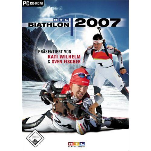NBG EDV Handels & Verlags GmbH - RTL Biathlon 2007 - Preis vom 28.02.2021 06:03:40 h