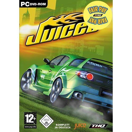 THQ - Juiced (DVD-ROM) - Preis vom 14.04.2021 04:53:30 h