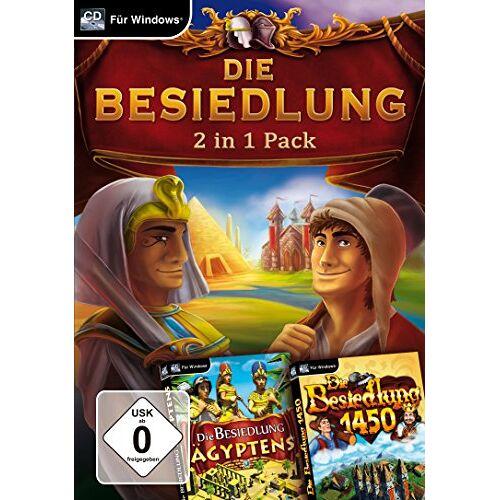 Koch - Die Besiedlung - 2 in 1 Pack (PC) - Preis vom 20.10.2020 04:55:35 h