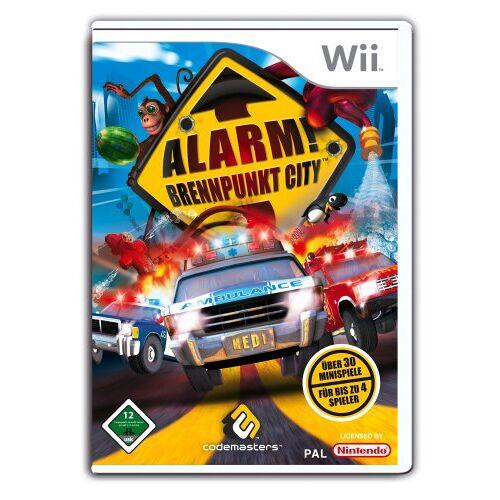 Codemasters - Alarm! Brennpunkt City - Preis vom 05.09.2020 04:49:05 h