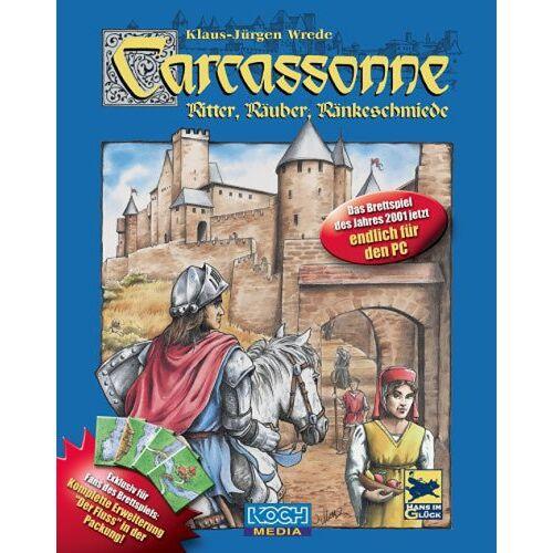 Koch - Carcassonne - Preis vom 27.02.2021 06:04:24 h