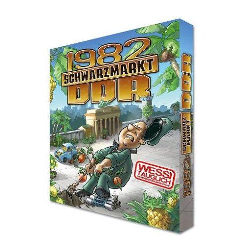 S.A.D. - 1982: Schwarzmarkt DDR - Preis vom 21.04.2021 04:48:01 h