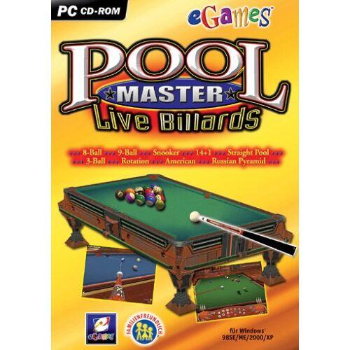 rondomedia GmbH - Pool Master Live Billards - Preis vom 08.05.2021 04:52:27 h