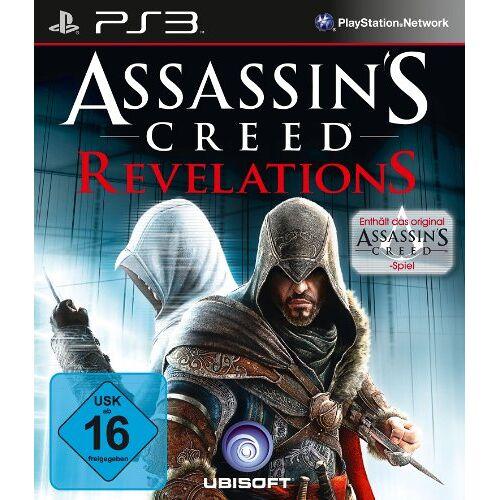 Ubisoft - Assassin's Creed: Revelations (Inkl. Assassins Creed) - Preis vom 15.05.2021 04:43:31 h