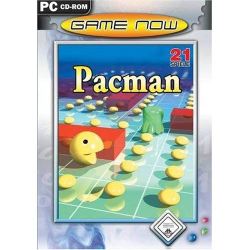 Tewi - GAME NOW PACMAN - Preis vom 25.01.2021 05:57:21 h