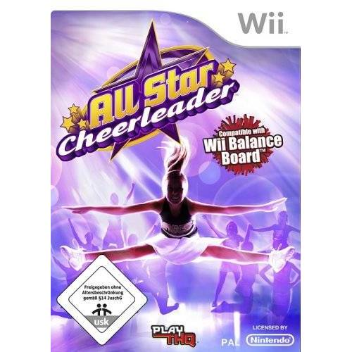 THQ - All Star Cheerleader - Preis vom 15.05.2021 04:43:31 h