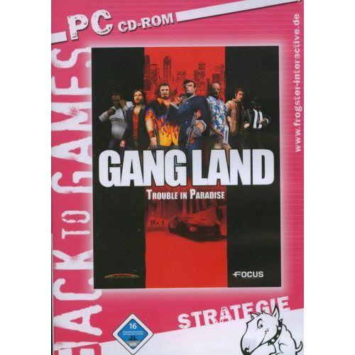 FIP Publishing GmbH - Gangland [Back to Games] - Preis vom 13.05.2021 04:51:36 h