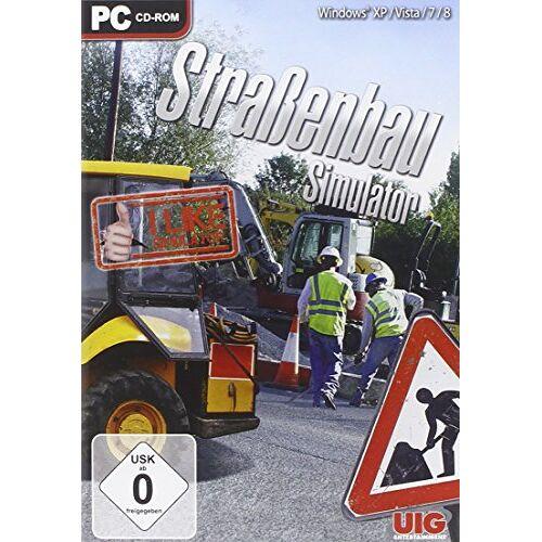 UIG - I like Simulator - Straßenbau Simulator - [PC] - Preis vom 10.05.2021 04:48:42 h