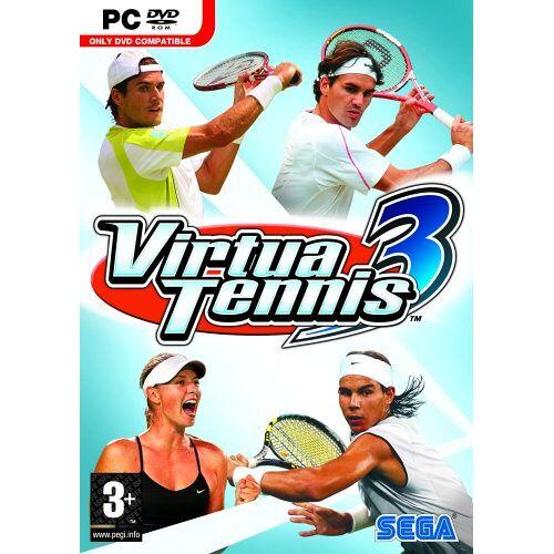 Sega - Virtua Tennis 3 - Preis vom 13.08.2020 04:48:24 h