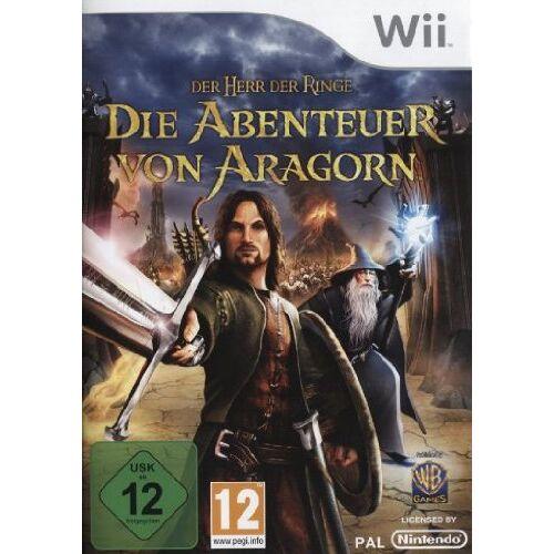 Warner Bros. - Der Herr der Ringe: Die Abenteuer von Aragorn - Preis vom 06.09.2020 04:54:28 h
