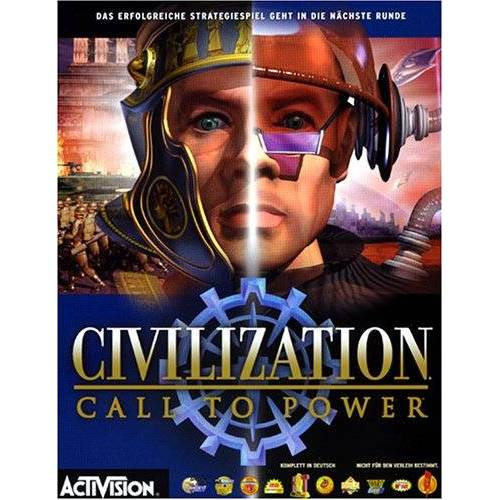 Activision - Civilization - Call to Power - Preis vom 17.04.2021 04:51:59 h