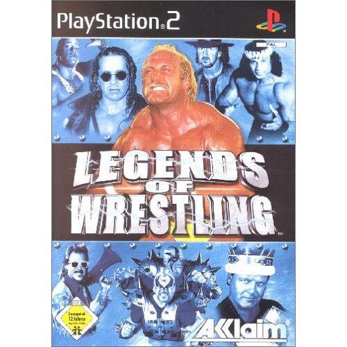 Acclaim - Legends of Wrestling - Preis vom 21.04.2021 04:48:01 h