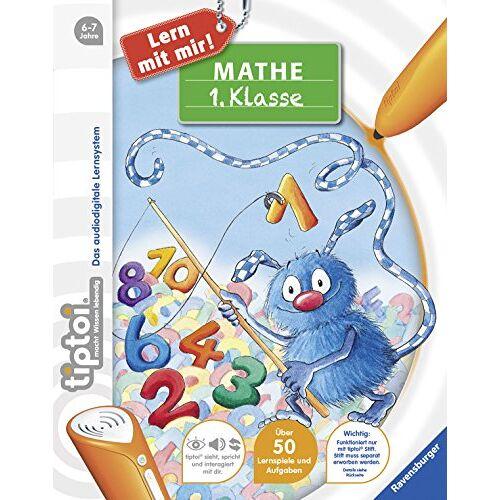 Kai Haferkamp - tiptoi® Lern mit mir!: tiptoi® Mathe 1. Klasse - Preis vom 21.10.2020 04:49:09 h