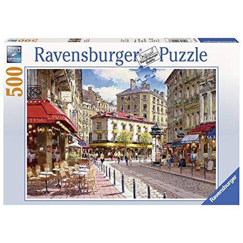- Ravensburger 14116 Quaint Shops Puzzle 500pc,Adult Puzzles - Preis vom 16.01.2021 06:04:45 h