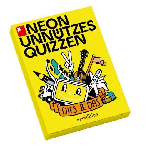 - Unnützes Quizzen: Dies & Das - Preis vom 03.09.2020 04:54:11 h