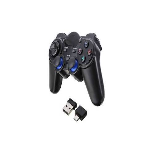 2.4G Wireless Gaming Controller Gamepad for Android Tablets PC TV Box (Micro USB Version)