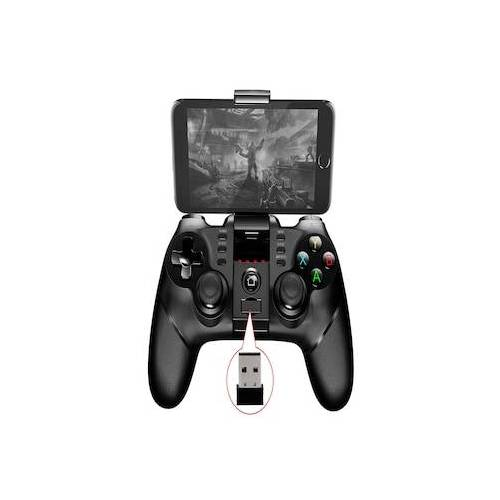 Gamepad IPEGA 9076 3 in1 Bluetooth Joystick 2.4G Wireless Game Handle for Android IOS