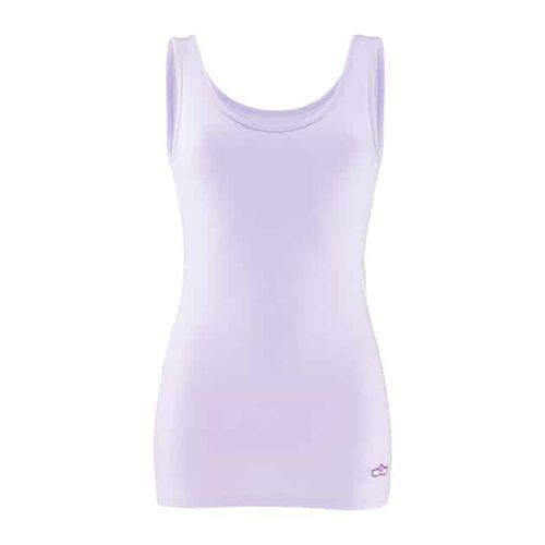 Kamah yoga and style Damen (Flieder S INT ) / Shirts (Flieder / S) - Shirts